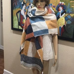 Great Fall Colors Scarf